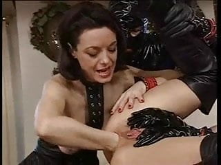 Excessive vagina secretions Excess in gold pt2. latex fisting and fucking.