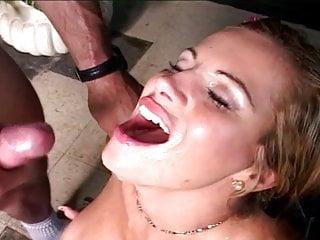 Charlotte arnold porn - Arnold schwartzenpecker huge facial cumshot on whore