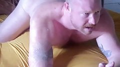 ginger dad gets fucked