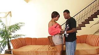 Ebony Sex machine BBC - Imani Rose