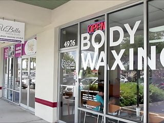 Asian woman commercial Ruby sojourner from u bella waxing studio commercial