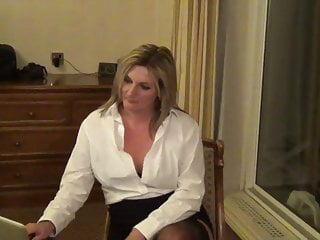 Solo touch masturbation story hotel room - Secretary sam in a hotel room