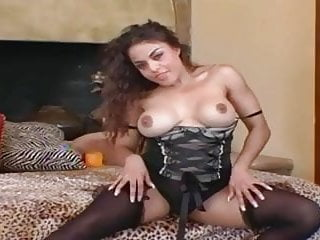 Busty bra wearers Busty milf in stockings a bra and sexy high heels