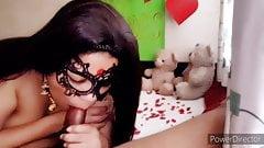Sexy bhabhi fucking hard - Brother's horny wife, hot chudai