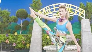 Britney VS Fergie Porn Music