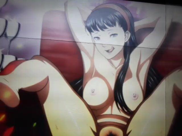 Persona 4 Yukiko Porn