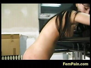 Bdsm free password Nicole struggling to get free
