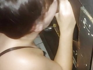 Video of wifes black cock fucking - Gloryhole wife fucked by black cock