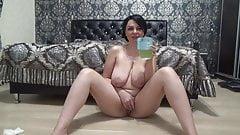 Russian big tits piss drink