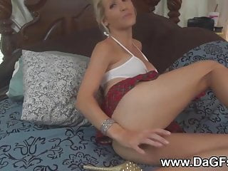 Ass in the face Toy in the ass, jizz in the face