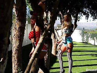 Lesbian owned restraunts austin texas Halloween fun with brooke brand and olivia austin