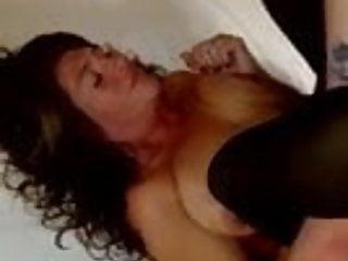Fucking is fun - Fun-loving wife fucks for husbands camera