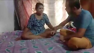 Bengali teacher and student have sex