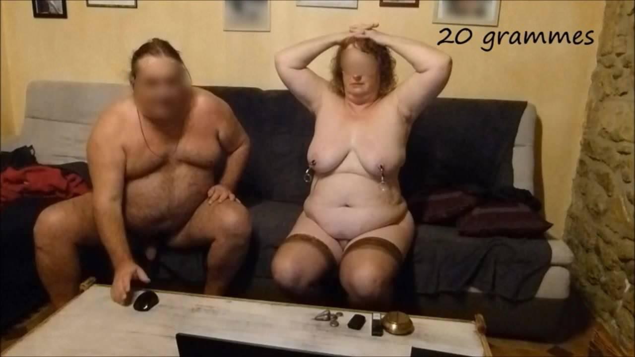 Joli couple candauliste sur Bâle