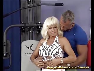Strong cunt muscles Strong muscle mom fucked