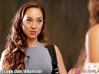 Free lesbian videos for mac - Allgirlmassage abigail mac and remy lacroix outside