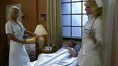 Randi Storm - Nurse Threesome Farrah + Kyle Stone