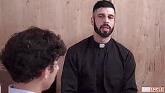 Carter Ford, Father Romeo (BAREBACK).