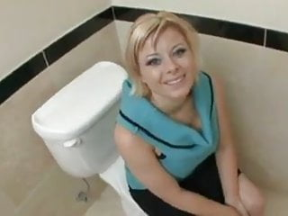 Big tits in sprorts - Big tits in the bathroom