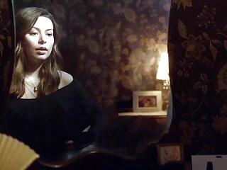 Skinny brunette porn clip Miranda cosgrove - the intruders short clip