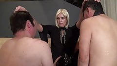 MISTRESS LADY TOWERS-SEVERE FACESLAPPING