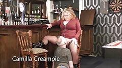 Camilla & Mr. Creampie in the Pub Promo