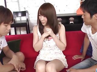 Asian paints photo - Tight asian karin aizawa leaves photo - more at 69avs.com