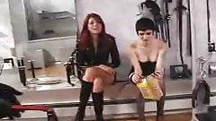 Miss LeMonde and Mistress Sade:)
