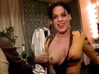 Singer Pink Gets Her Nipple Pierced