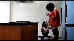 Spy juanito Fuck the Housemaid 4 Money-2