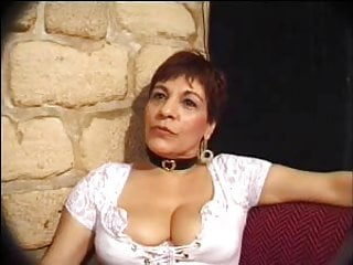 Judys mature club - French mature n26 brunette anal mom gangbang in club