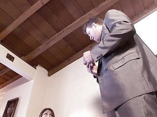 Asian and hispanic immigrants - Immigration agent fucks hot girl