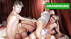 Last Night a DJ Saved Three Grannies