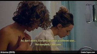 Ondina Quadri & Valentina Carnelutti nude and masturbating