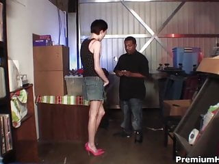 Large black penises Zoe voss working out large black