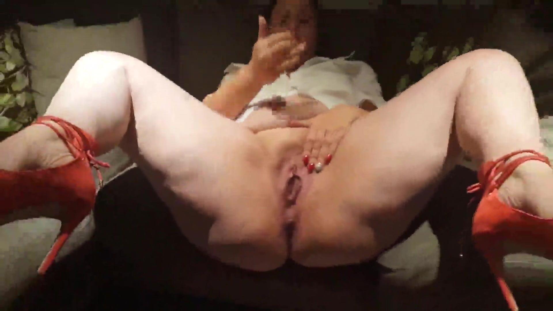 Mastrubation Frau