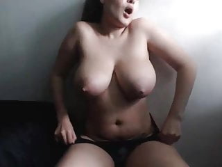 Puffy nipples thumbs - Slim and busty beautiful tits with puffy nipples