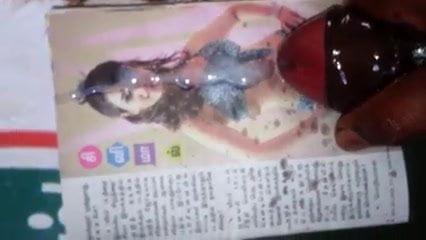 Tribute to sri divya actress
