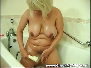 Norwegian trimmed pussy pics Sexy mature milf with trimmed pussy playing in bathtub