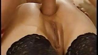 Great vintage anal