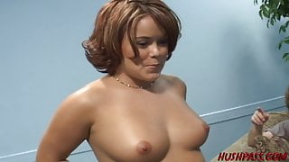 Housewife Kaci fucked for cash with husband watching