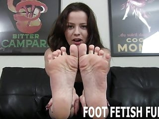 Who turned into a pornstar I love turning on guys who have foot fetishes