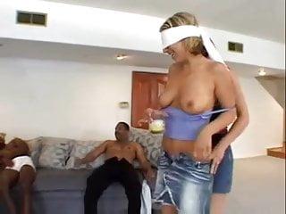 Shyla black anal gang bang Two white girls gang bang by big black cocks