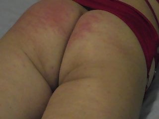 Women bare bottom - Bare bottom whipping