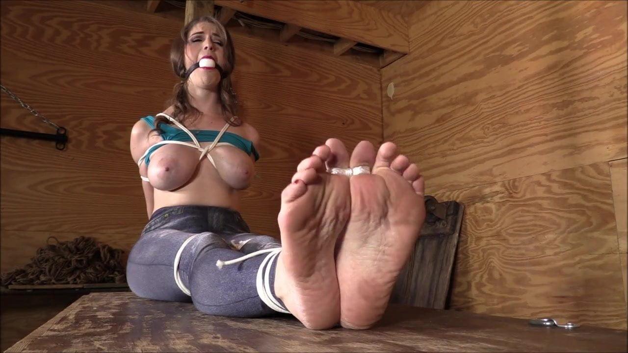 Two girl barefoot bondage free porn galery