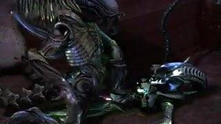 Aliens Fuck 4