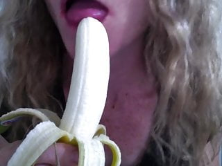 Suck cock adult wishes - Girl sucking banana, wishing it was a hard cock pt 3