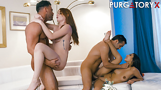 PURGATORYX, Let Me Watch Vol 2 Part 3 with Gianna and Lacy