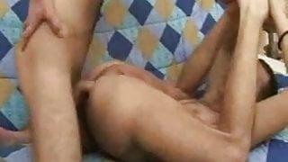 Cum In Hole After Hardcore Bareback