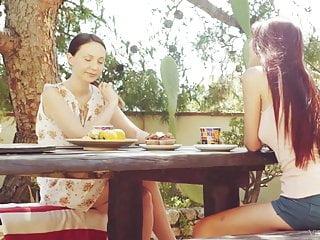 Boobs dona - Lexi dona consoles her girlfriend nataly von